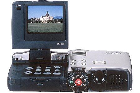 Digitalkamera Ricoh RDC-7 [Foto: Ricoh]