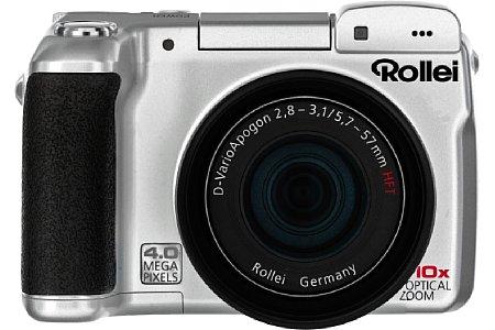 Digitalkamera Rollei dk4010 [Foto: Rollei]