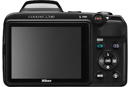 Nikon Coolpix L340. [Foto: Nikon]