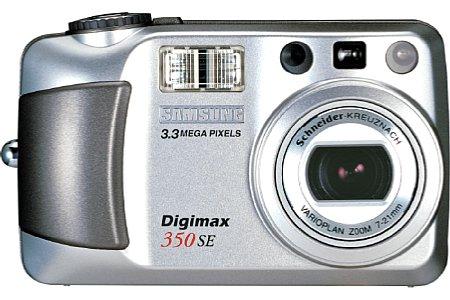 Digitalkamera Samsung Digimax 350SE [Foto: Samsung Camera]