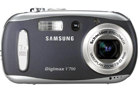 Digitalkamera Samsung Digimax V700 [Foto: Samsung Camera]