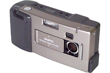 Digitalkamera Sanyo VPC-G200EX [Foto: Sanyo]