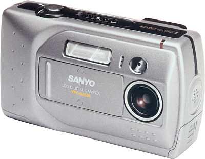 Digitalkamera Sanyo VPC-SX500EX [Foto: Sanyo]