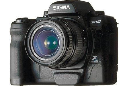 Digitalkamera Sigma SD10 [Foto: Sigma Deutschland]