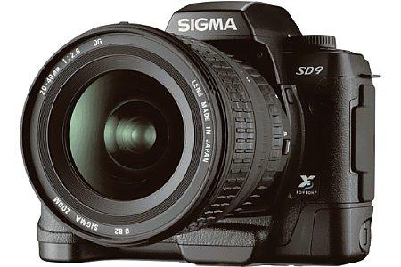 Digitalkamera Sigma SD9 [Foto: Sigma]