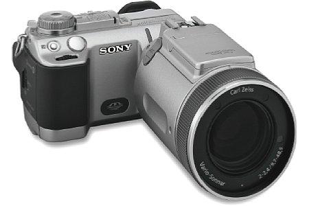 Digitalkamera Sony DSC-F717 [Foto: Sony]
