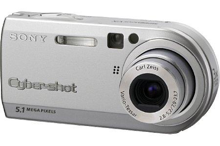 Digitalkamera Sony DSC-P100 [Foto: Sony]