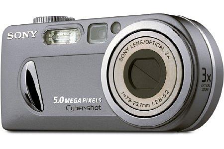 Digitalkamera Sony DSC-P10 [Foto: Sony Deutschland]