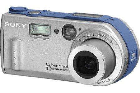 Digitalkamera Sony DSC-P1 [Foto: Sony]