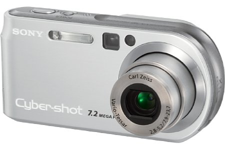 Digitalkamera Sony DSC-P200 [Foto: Sony Deutschland]