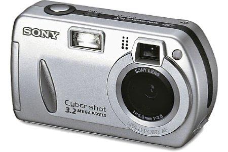 Digitalkamera Sony DSC-P32 [Foto: Sony Deutschland]