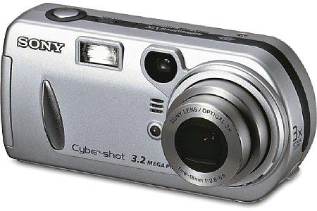 Digitalkamera Sony DSC-P72 [Foto: Sony Deutschland]