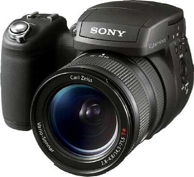 Digitalkamera Sony DSC-R1 [Foto: Sony]