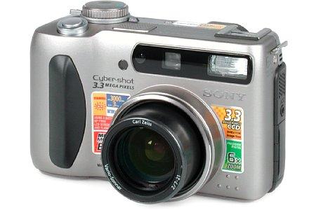 Digitalkamera Sony DSC-S75 [Foto: Sony]