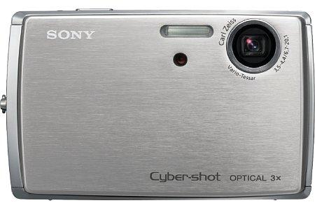 Digitalkamera Sony DSC-T33 [Foto: Sony]