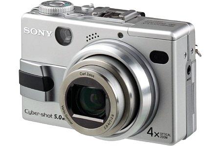 Digitalkamera Sony DSC-V1 [Foto: Sony Deutschland]