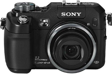 Digitalkamera Sony DSC-V3 [Foto: Sony Deutschland]