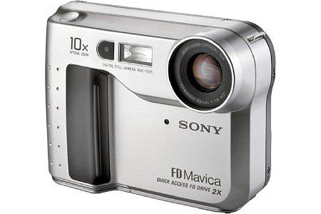 Digitalkamera Sony MVC-FD75 [Foto: Sony]