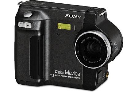 Digitalkamera Sony MVC-FD85 [Foto: Sony]