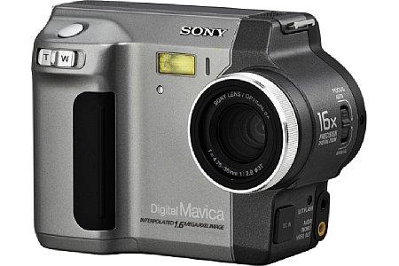 Digitalkamera Sony MVC-FD90 [Foto: Sony]
