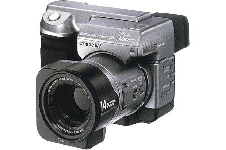 Digitalkamera Sony MVC-FD91 [Foto: Sony]