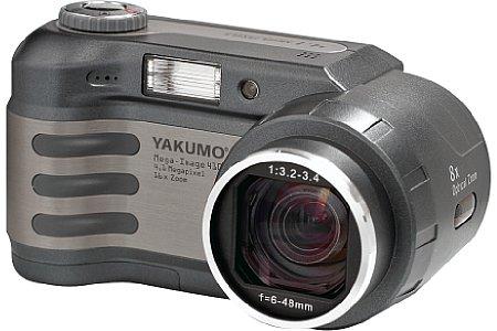 Digitalkamera yakumo Mega-Image 410 [Foto: yakumo]