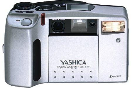 Digitalkamera Yashica Kyocera KC 600 [Foto: Yashica Kyocera]