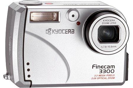 Digitalkamera Yashica Kyocera Micro Elite 3300 [Foto: Yashica Kyocera]