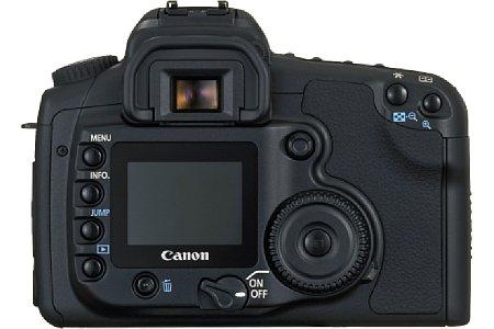 Digitalkamera Canon EOS 20D [Foto: Canon Deutschland]