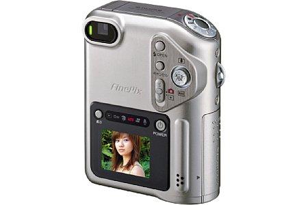 Digitalkamera Fujifilm FinePix F601 Zoom [Foto: Fujifilm]