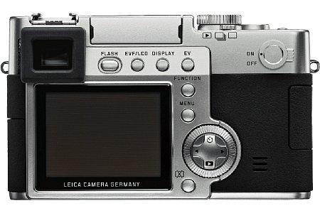 Digitalkamera Leica Digilux 2 [Foto: Leica Camera AG]