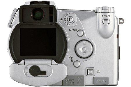 Digitalkamera Minolta Dimage 5 [Foto: Minolta]