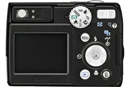 Digitalkamera Nikon Coolpix 7600 [Foto: Nikon Deutschland]