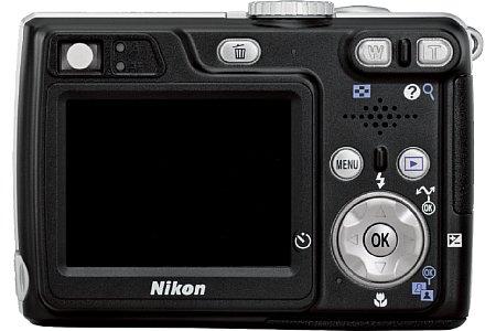 Digitalkamera Nikon Coolpix 7900 [Foto: Nikon Deutschland]