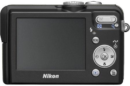 Digitalkamera Nikon Coolpix P1 [Foto: Nikon Deutschland]
