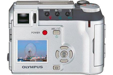 Digitalkamera Olympus C-700 Ultra Zoom [Foto: Olympus]