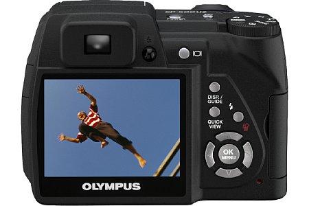 Digitalkamera Olympus SP-500UZ [Foto: Olympus Europa]