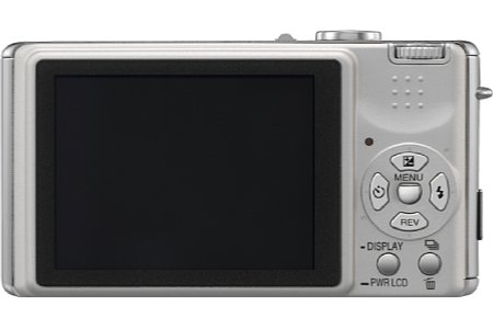 Digitalkamera Panasonic Lumix DMC-FX7 [Foto: Panasonic]