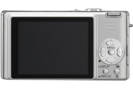 Panasonic Lumix DMC-FX8 [Foto: Panasonic Deutschland]