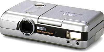 Digitalkamera Ricoh RDC-300 [Foto: Ricoh]