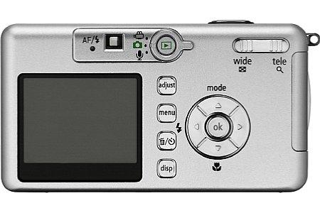 Digitalkamera Rollei dr4 [Foto: Rollei]