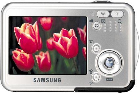 Digitalkamera Samsung Digimax i5 [Foto: Samsung Camera Deutschland]