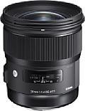 Das Sigma 24 mm 1.4 DG HSM gehört zur Art-Produktlinie und ist aufgrund seiner Lichtstärke besonders für die Available-Light-Fotografie geeignet. [Foto: Sigma]