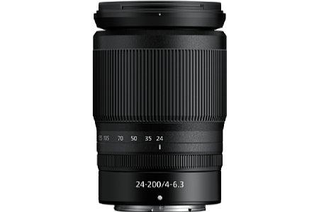 Bild Dank eines optischen Bildstabilisators werden beim Nikon Z 24–200 mm 1:4-6.3 VR auch an der Z 50 Verwackelungen minimiert. [Foto: Nikon]