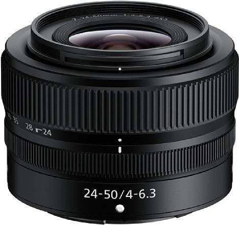Bild Nikon Z 24-50 mm F4-6.3. [Foto: Nikon]