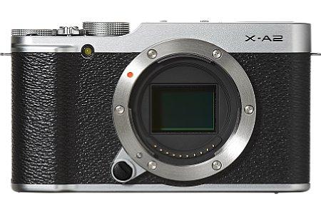 Fujifilm X-A2. [Foto: Fujifilm]