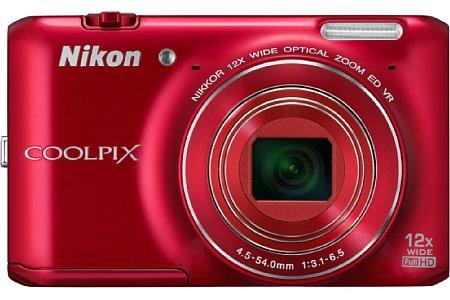 Nikon Coolpix S6400 [Foto: Nikon]