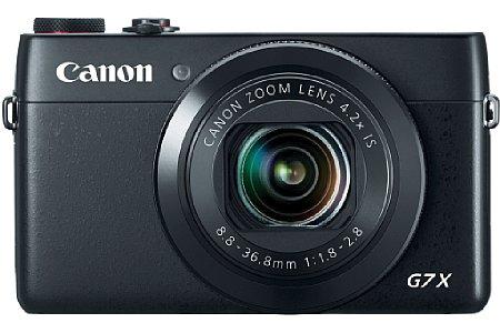 """Bild 20 Megapixel löst der 13,2 x 8,8 mm große 1""""-Sender der Canon PowerShot G7 X auf und ermöglicht eine maximale Lichtempfindlichkeit von ISO 12.800. [Foto: Canon]"""