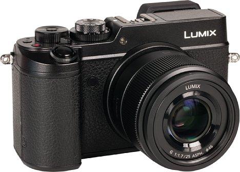 Bild Die Bildqualität des Panasonic Lumix G 25 mm F1.7 an derLumix DMC-GX8 kann sich sehen lassen. Im Zentrum löst das Objektiv auch bei Offenblende schon gut auf, ist verzeichnungsfrei und die Farbsäume bleiben gering. [Foto: MediaNord]