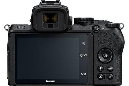 Nikon Z 50. [Foto: Nikon]